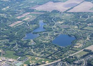 McDonald Lake, Washington County , MN