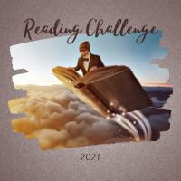 Reading Challenge 2021  200x200