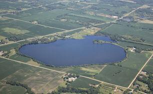 Millstone Lake, Wright County , MN