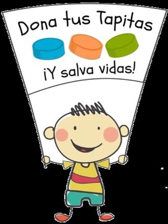 Dona tus tapitas ¡Y salva vidas! Pepe Tapitas