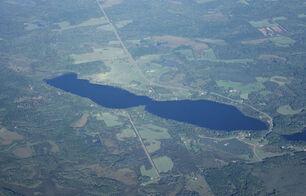 Pine Lake, Aitkin County , MN