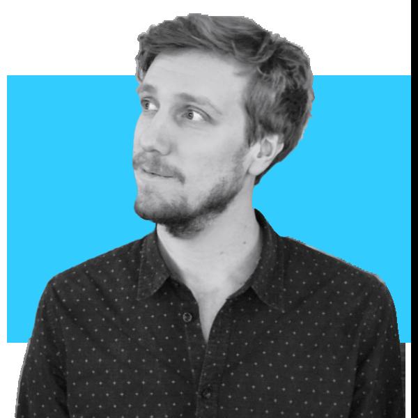 Dominik Seitz, Gründer & Geschäftsführer bei collab-ed, einer mehrfach ausgezeichneten, internationalen Werbeagentur