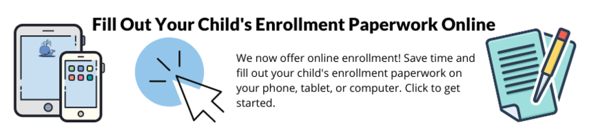 Enrollment Paperwork Button