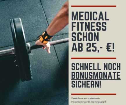 Fitness Angebote