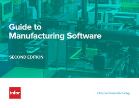 guide to manufacturing software