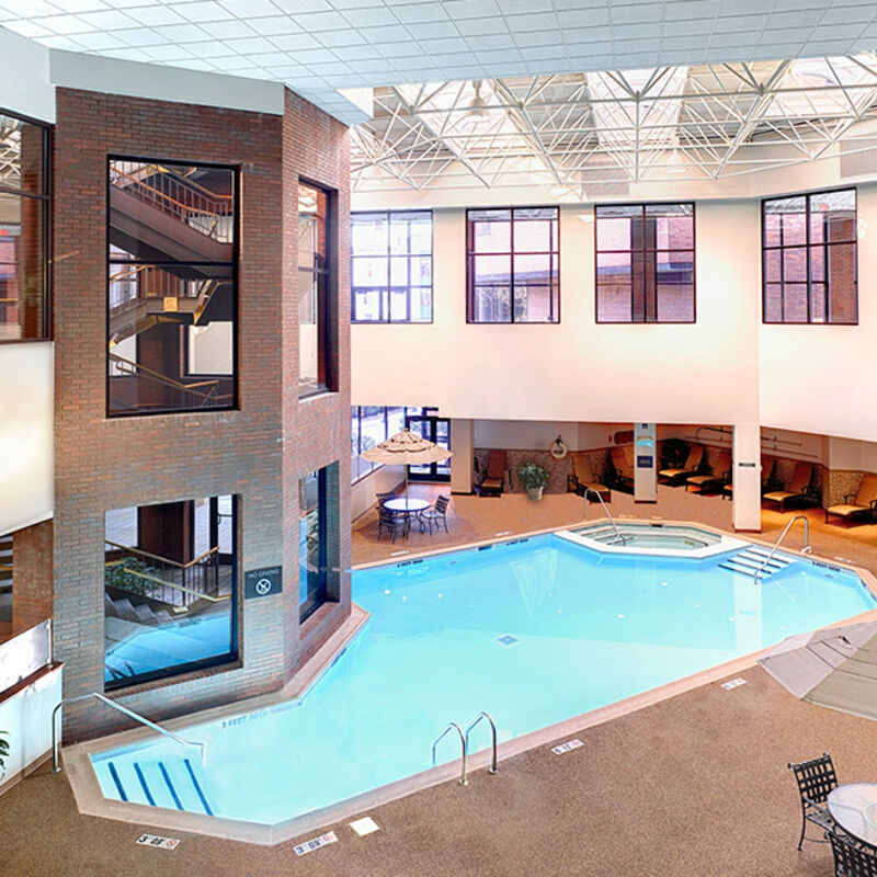 Hilton Albany 5
