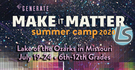 Make It Matter - Summer Camp