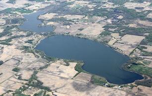 North Stanchfield Lake, Isanti County , MN