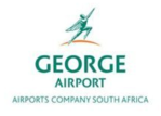 Logo takes your to Airport website.