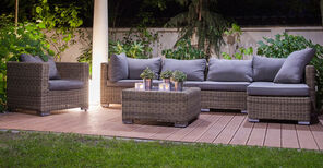 Firepits and Luxury Outdoor Furniture Design