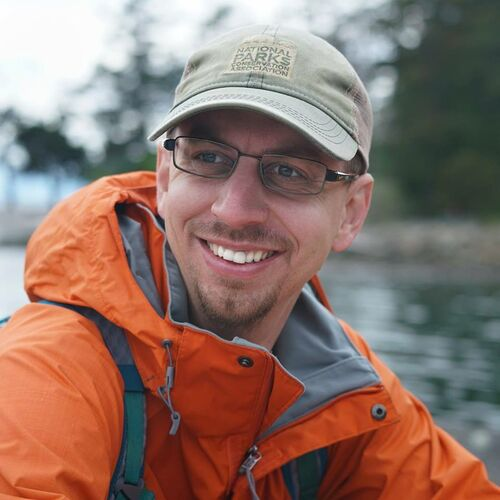 Ben Sander creates and operates our Nation Parks tours