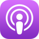 apple podcast png podcasts app icon 300