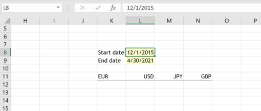 Tufte in Excel Sparklines 4