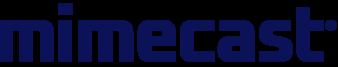 Mimecast CMYK Logo Blue