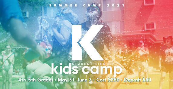 Student for Life Kids Camp is a 4 day, 3 night event for students who have completed the 4th and 5th grades. Student For Life Kids Camp help kids establish a biblical foundation for their faith.