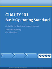 ISO 9001, Quality Management Systems