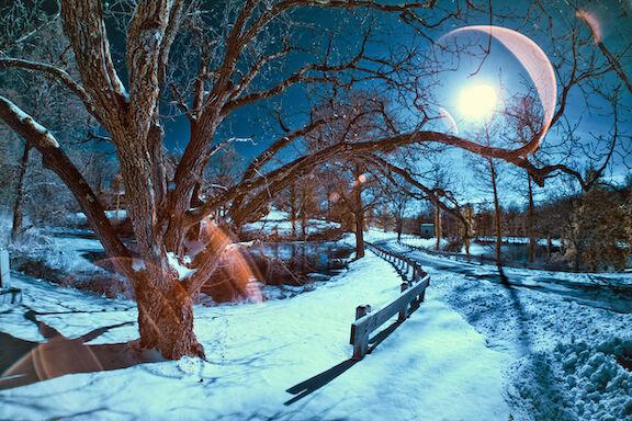 Spring Grove in winter 4