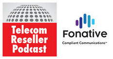 Telecom+Reseller+Podcast+logo LI+w tagline