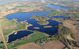 Oak Lake, Carver County , MN