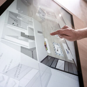TURNKEY TOUCHTABLE
