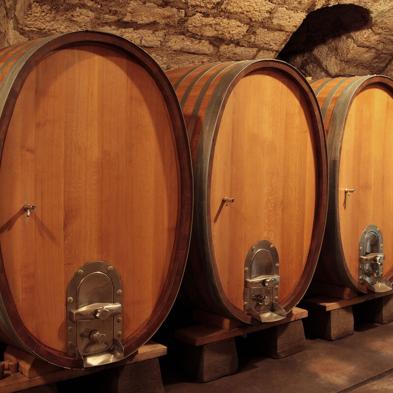 Oval Casks