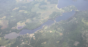 O'Brien Lake, Crow Wing County , MN