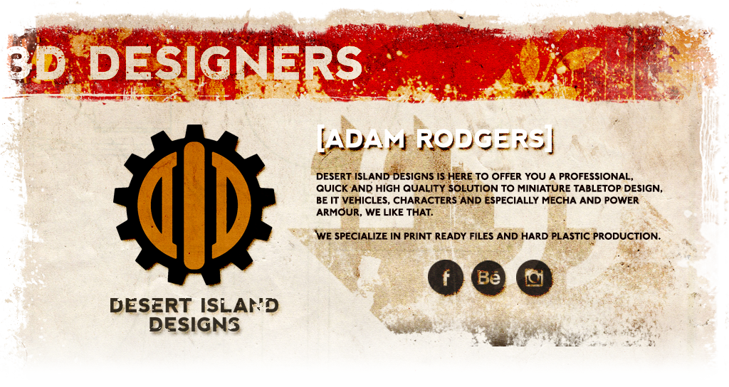 3D DESIGNERS AR