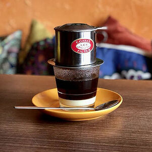 five rivers coffee co Sheffield