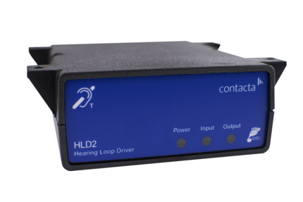Contacta HLD2 counter hearing loop driver