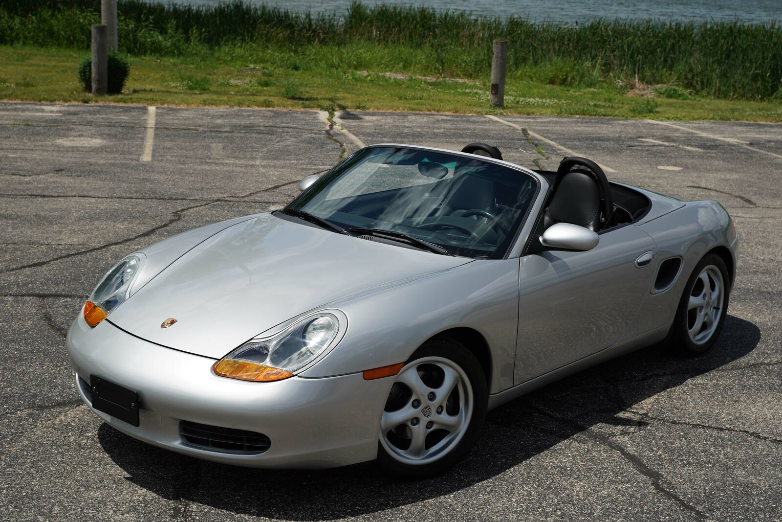 1998 Porsche Boxster Cover Photo