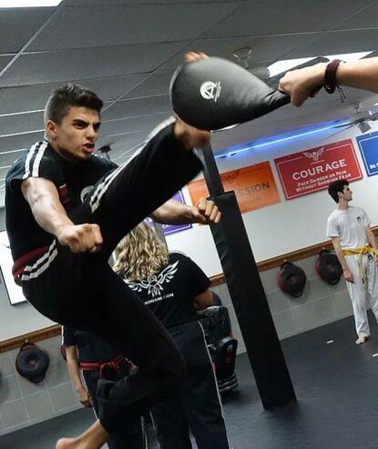 MMA Classes at Impact Mrtial Arts