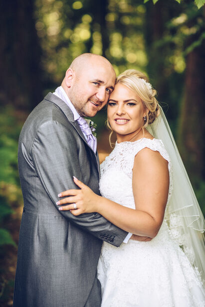 Fairyhill, Gower wedding