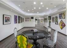 Streat Art Gallery for Events