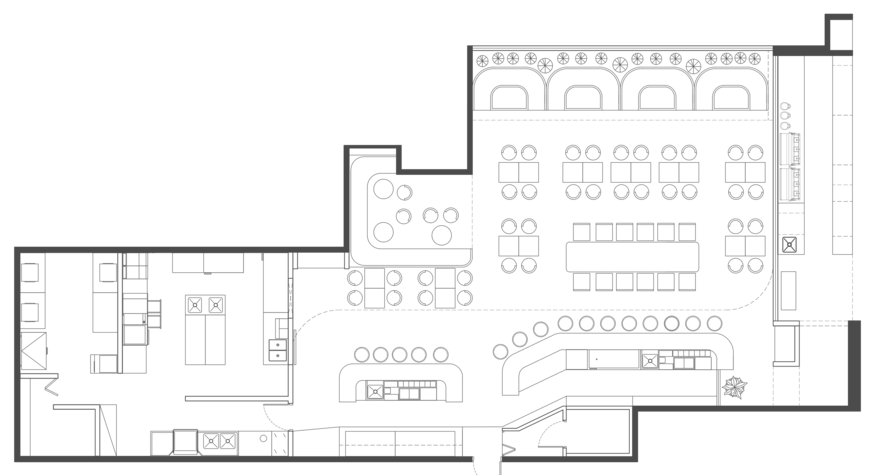 3BP Layout plan