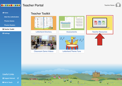 Phonics Online Teacher Toolkit2