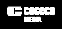 COGECO Media Logo BLANC