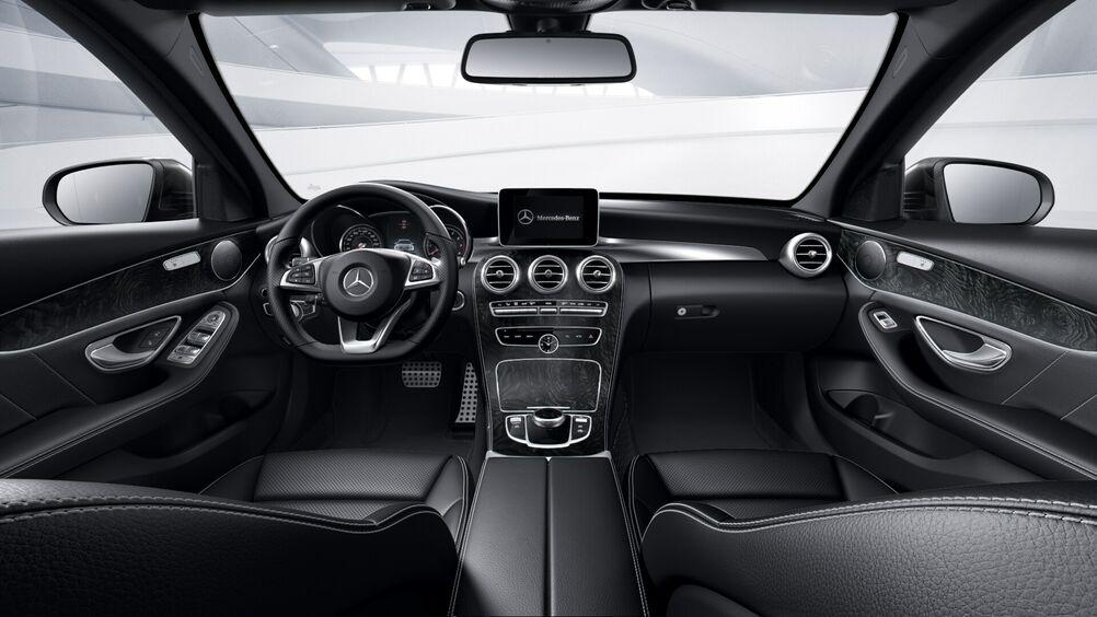 2018 Mercedes Benz C200 Amg Brochure