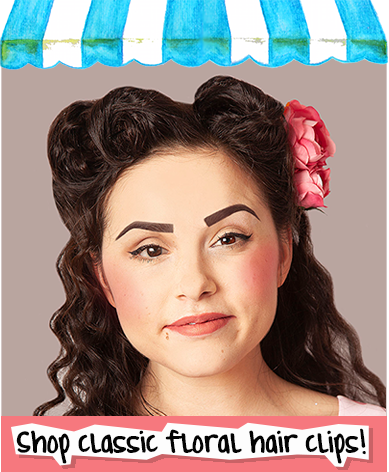 See what's new to Now, Voyager! Check out our new range including Fox Hair Clip, Fruity Plumeria Duo Hair Clips, Cattleya Duo Hair Clips, Hibiscus Hair Cilps, Fuzzy Bunny Hair Clips, Amaryllis Hair Clips and much much more!!