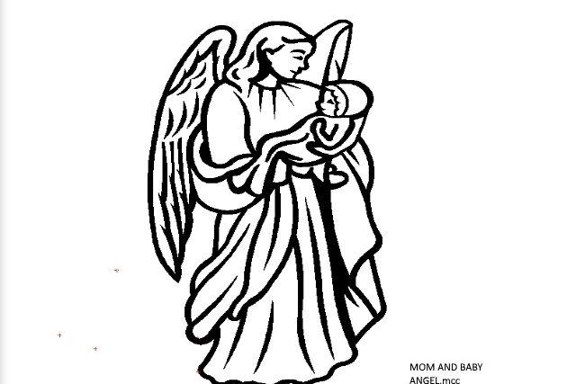 MOM AND BABY ANGEL.mcc