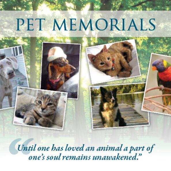 A Pet Memorials SN