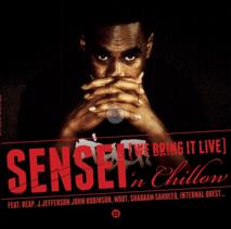 El Da Sensei and Chillow album cover