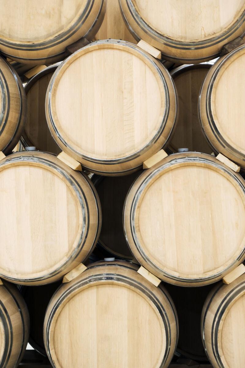 Destillatfässer aus amerikanischer Weiß-Eiche