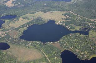 Partridge Lake, Crow Wing County , MN