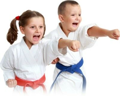 Kids have Big Karate Goals