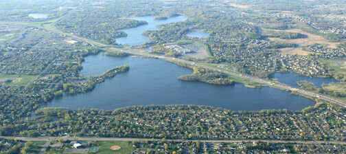 Rice Lake, Hennepin County , MN