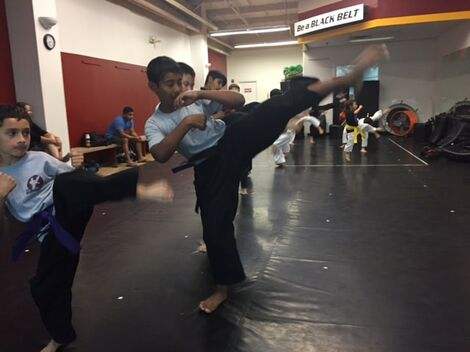 martial arts classes for children near me