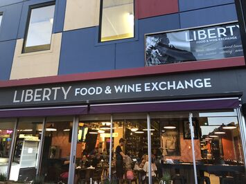 Liberty Food and Wine Exchange is a downtown artisan eatery, market and bar. You can find the boutique restaurant off first street in downtown Reno Nevada.