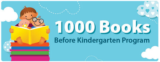 1000bks before kindergarten