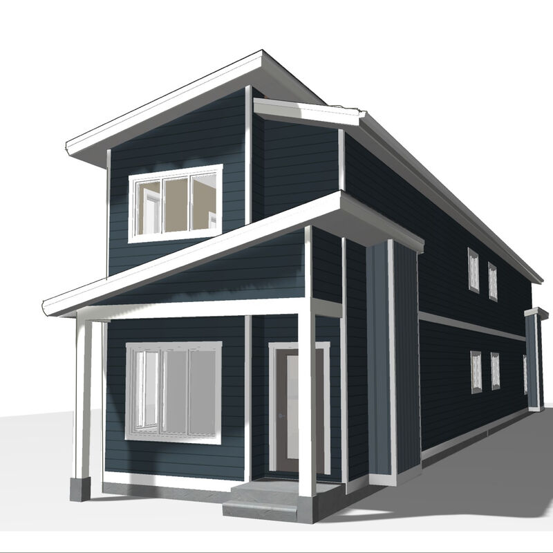 A Rendering   667 Victoria Dr