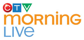 ctv morning live logo colour